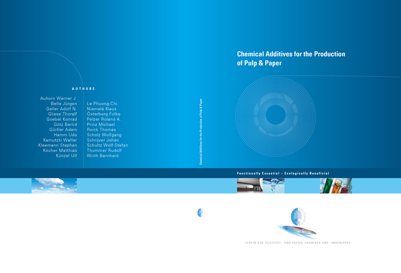 Book Chemical Additives for the Production
